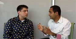 Avinash y Nick en Analytics TV 14