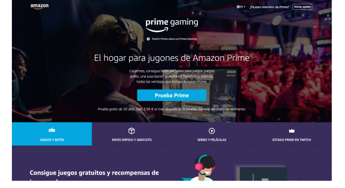 Amazon Gaming