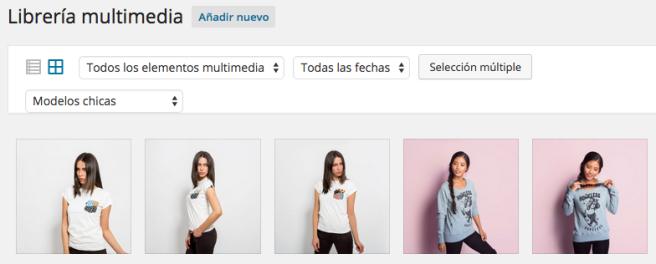 Mejorar la librería multimedia de WordPress - Boluda.com