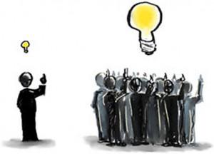 Crowdsourcingm, contenido generado por el usuario