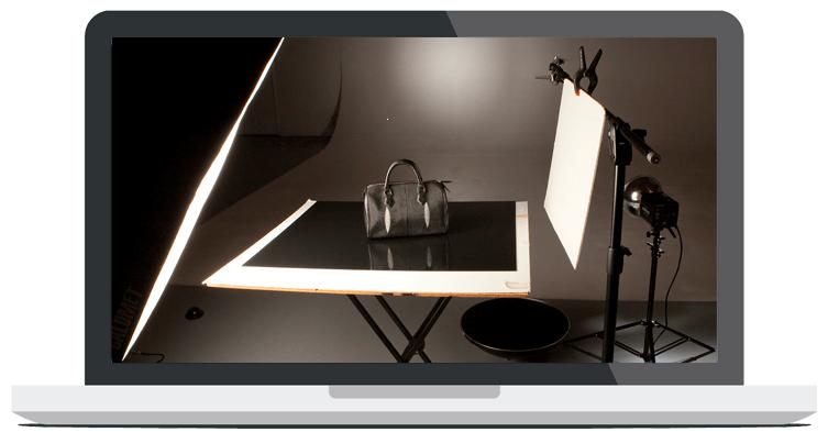 curso fotografia producto