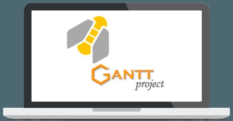curso gantt project