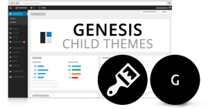 curso genesis child themes