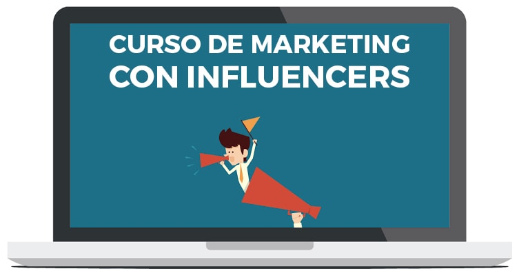 curso marketing influencers