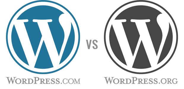 Diferencias entre WordPress.org y WordPress.com - Boluda.com