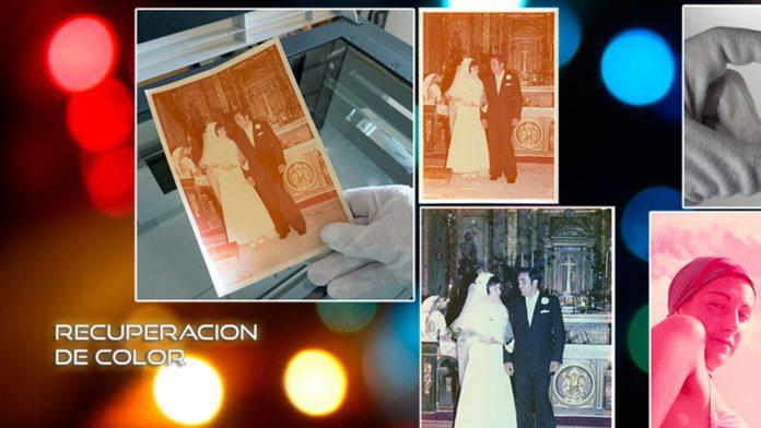 digitalizar fotos antiguas