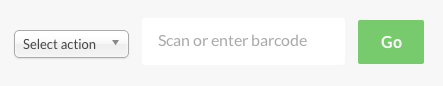 El plugin permite ver, completar, hacer un check in o hacer un checkout del pedido