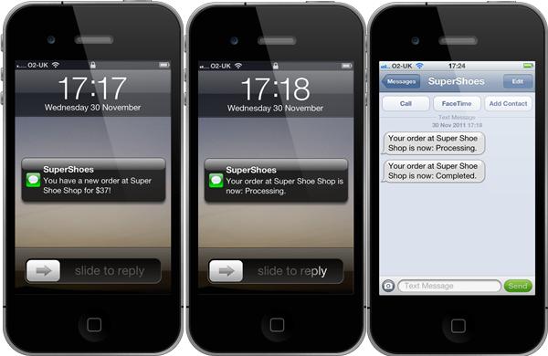 SMS para WooCommerce