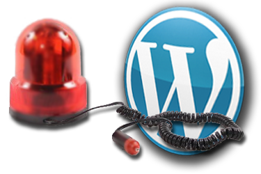 Emergencias WordPress