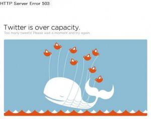 Página 503 de twitter