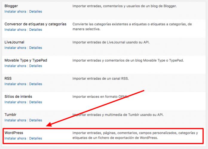 Migrar de WordPress.com a WordPress.org - Boluda.com
