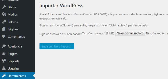 Instalar WordPress en Raiola Networks