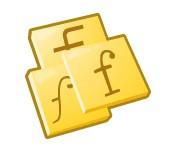Logo de Google Fonts Directory