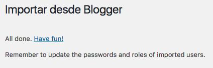 ¡Ya tenemos todo nuestro contenido en WordPress!