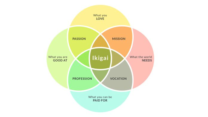 modelo ikigai negocios